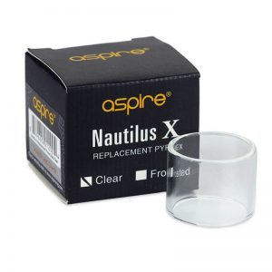 Aspire Replacement Glass for Nautilus X